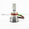 Super brillante H8 6000lm 9V 32V F2 LED de coche Linterna CR CSP 6500K 24W Blanco puro de una sola viga Fácil de instalar
