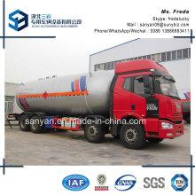 15t FAW 320HP Transporte de GLP Camión Cisterna