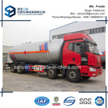 15t FAW 320HP LPG transportation Tank Truck