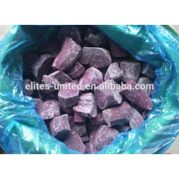 IQF frozen purple sweet potato powder