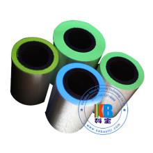 Impressora UV azul térmica verde amarelo fita de segurança de cor vermelha