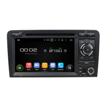 Audi A3 2003-2013 7 inch car dvd player