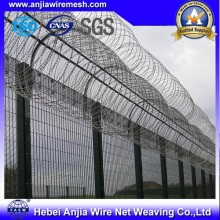 PVC Coated Razor Barbed Wire for Security Fence with SGS
