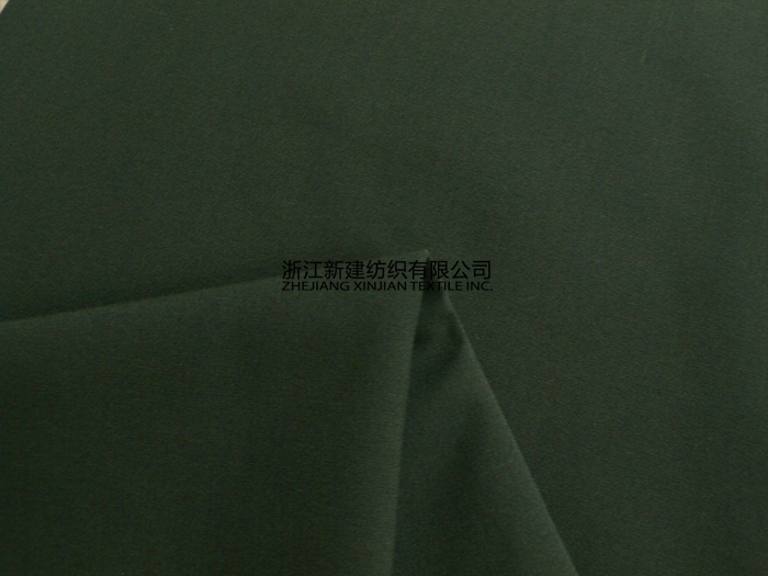 Shrink-Resistant TR Yarn Dyed Fabric for Pants