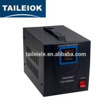 2000w мощность LED цифровой дисплей wenzhou стабилизатор напряжения прайс-лист