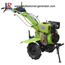 5.5HP Diesel Rotary Mini Power Tiller para Agricultura