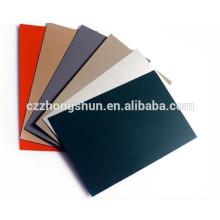 Hojas / bobinas revestidas de color ASTM ISO PLATE HOUSE BUILDING