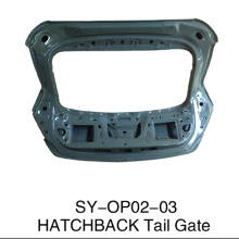 OPEL ASTRA J Tail Gate
