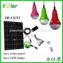 CE & Patent portable solar LED-Handleuchte, solar Hand lamp(JR-SL988)