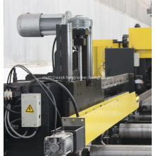 Beams drill cut machine