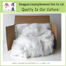 Remplissage et battage en fibre de polyester - 5 livres - blanc (PFF01)