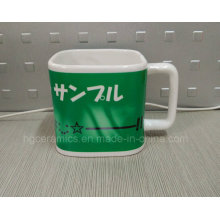 Sublimation Square Mug