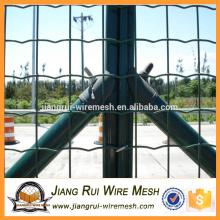 Hebei soldado pvc revestido holland wire mesh cerca malha soldada com baixo preço