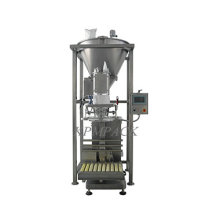 Empaquetadora semiautomática de gran capacidad del polvo / equipo de relleno