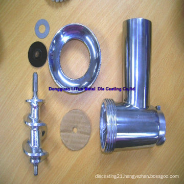 OEM & ODM Machine Spare Parts With SGS, ISO 9001: 2008, RoHS