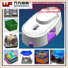 Moulage de boîte médicale en plastique fait sur commande d'OEM / usine de moule de boîte médicale d'injection en plastique de Zhejiang taizhou