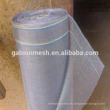 Red de alambre de mosquito de fibra de vidrio de alta calidad