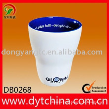 Factory direct wholesale 225cc porcelain cup