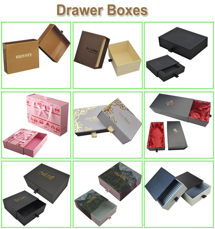 Drawer box style
