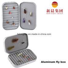 Aluminum Fly Box Fly Case