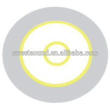 31mm 2.6khz Piezoceramic element self drive piezo plate