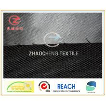 600d Oxford polivinílico PVC / PU Revestido tecido colete (ZCVF002)
