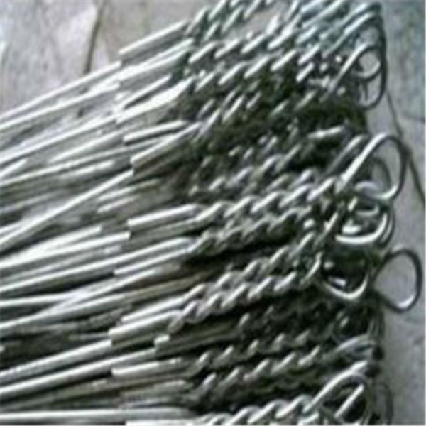 Packing Use Single Loop End Tie Wire