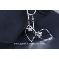 925 sterling silver clip on tassels earrings