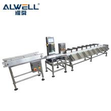 weight sorting machine automatic