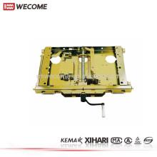 KEMA a témoigné le camion de chariot à disjoncteur à vide de moyenne tension de 1000mm