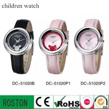 Relógios de quartzo das crianças da forma para o presente 30m do Natal impermeável