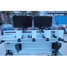 Máquina de Montagem de Placas Flexo Zb 1200 mm