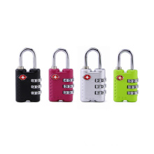 Tsa301 Combination Lock Travel Luggage or Bag Code Padlock