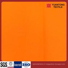 Tissu uniforme en coton 100% coton de haute qualité