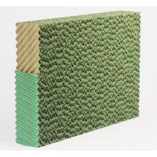 Tampon de refroidissement par évaporation pour système de refroidissement (serre, ferme avicole)