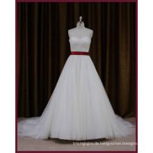 Hochwertige Real Sample Brautkleid