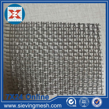 316 Mesh Wire Crimped