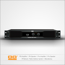La-500X2h Factory Digital Amplifier 2 Channel 500W