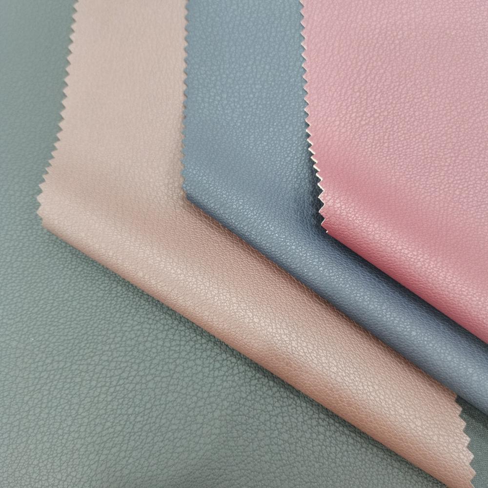 Small Litchi Grain Pu Leather 1