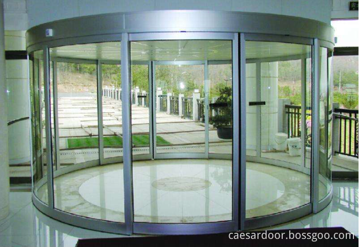 Curved Door Sliding Mechanisms