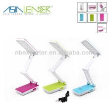 24 LED Falten Leselampe / LED Tischleuchte / LED Leselampe