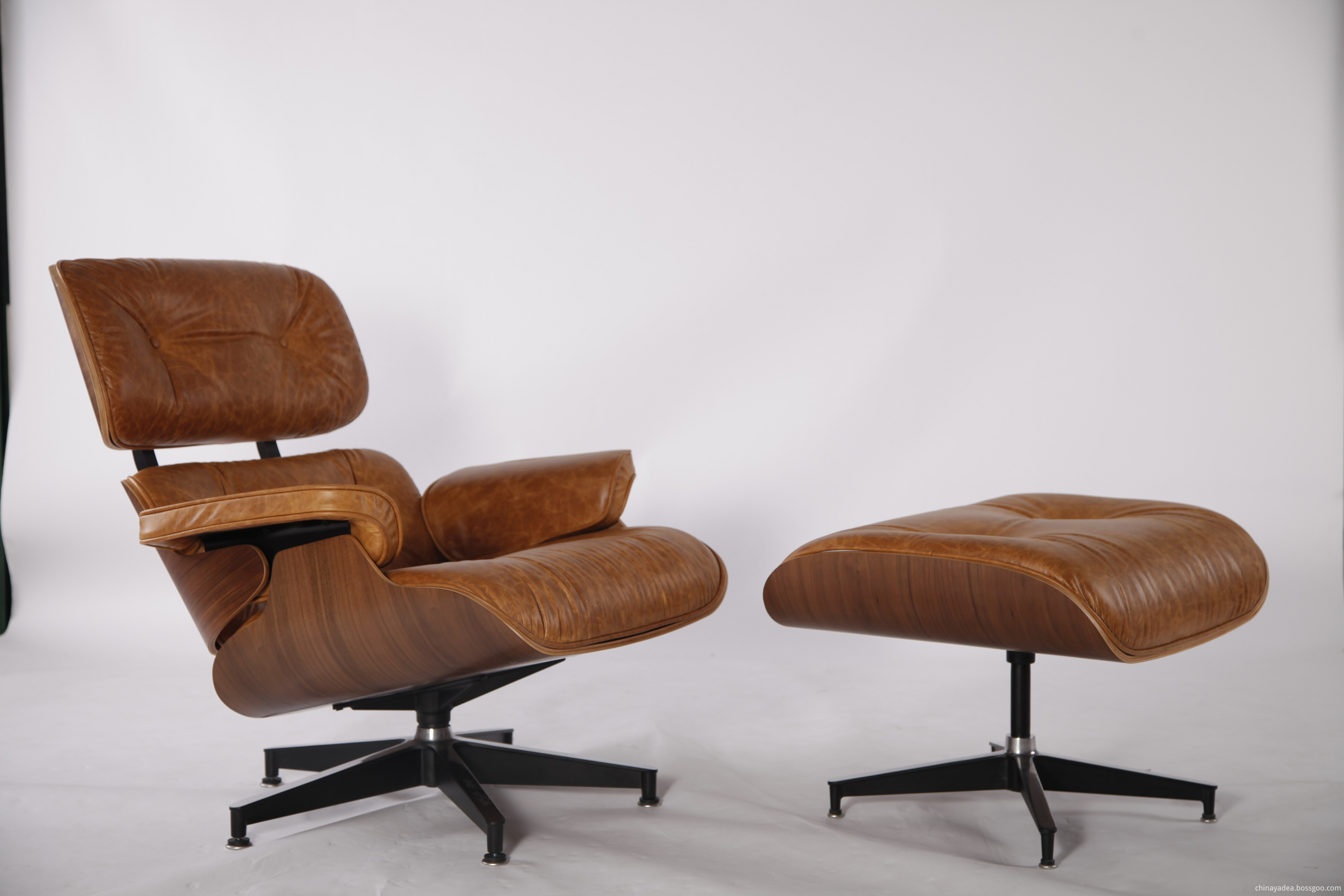 Charles and Ray Eames Lounge Chair