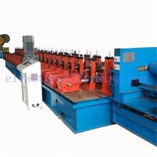 1.0-2.5mm Dukungan Solar Strut Channel Roll Forming Machine