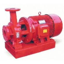 Pompe centrifuge à feu, pompe à incendie