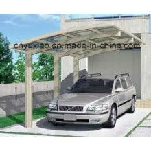 Durable UV proteger carport alumínio