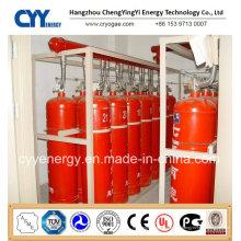 Hochdruck und niedriger Preis Nahtlose Stahl Feuer Kämpfen Kohlendioxid Zylinder