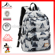 Bolsa de escuela de sublimación mochila de impresión completa diseño caliente