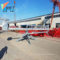Pumpmaschinen 12m elektrische Betonpumpe Boom