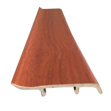 Zócalo de PVC para pisos laminados