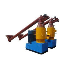 High Fuel Industrial Pellet Making Machine For Wood , Straw